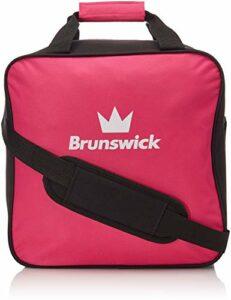Brunswick Tzone Sac de Bowling Simple Rose