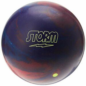 Storm, Phaze II Boule de bowling, Storm Phaze II Bowling Ball, Red/Blue/Purple, 15 lb